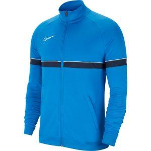 ג'קט ומעיל נייק לגברים Nike Academy 21 Track Jacket - כחול