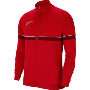 ג'קט ומעיל נייק לגברים Nike Academy 21 Track Jacket - אדום