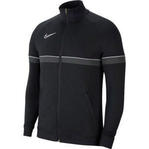 ג'קט ומעיל נייק לגברים Nike Academy 21 Track Jacket - שחור