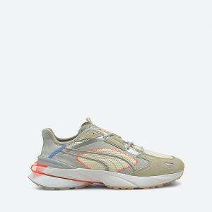 נעלי סניקרס פומה לגברים PUMA Pwrframe OP-1 Cyber High - ירוק