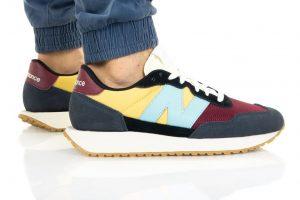 נעלי סניקרס ניו באלאנס לגברים New Balance MS237 - צבעוני כהה