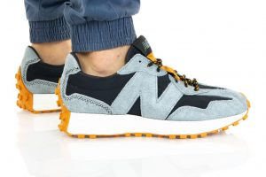 נעלי סניקרס ניו באלאנס לגברים New Balance MS327 - צבעוני בהיר