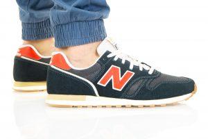 נעלי סניקרס ניו באלאנס לגברים New Balance ML373 - שחור/כתום