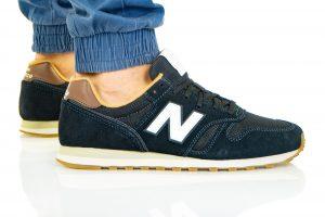 נעלי סניקרס ניו באלאנס לגברים New Balance ML373 - שחור/חום