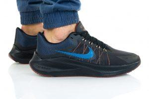 נעלי ריצה נייק לגברים Nike ZOOM WINFLO 8 - שחור/כחול