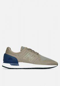 נעלי סניקרס ניו באלאנס לגברים New Balance MS247 - ירוק זית