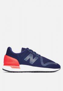 נעלי סניקרס ניו באלאנס לגברים New Balance MS247 - כחול/אדום