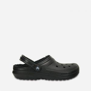 כפכפי Crocs לגברים Crocs Classic Lined Clog - שחור