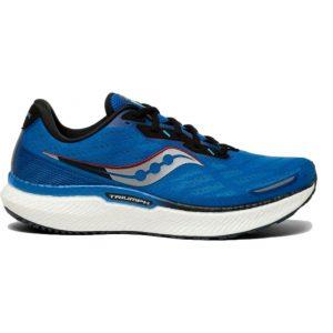 נעלי ריצה סאקוני לגברים Saucony TRIUMPH 19 - כחול