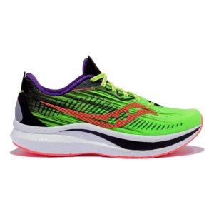 נעלי ריצה סאקוני לגברים Saucony ENDORPHIN SPEED 2 - צבעוני בהיר