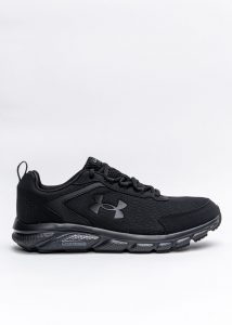 נעלי ריצה אנדר ארמור לגברים Under Armour Charged Assert 9 - שחור