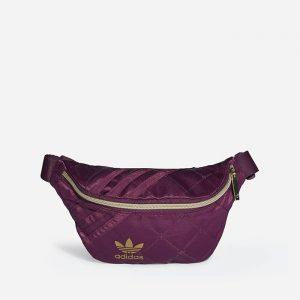תיק אדידס לגברים Adidas Originals Waistbag Nylon - סגול/ורוד