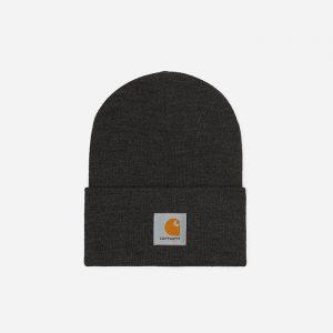 כובע קארהארט לגברים Carhartt WIP Acrylic Watch - שחור