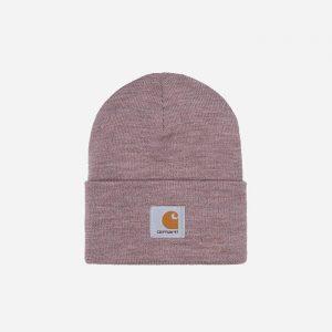 כובע קארהארט לגברים Carhartt WIP Acrylic Watch - ורוד