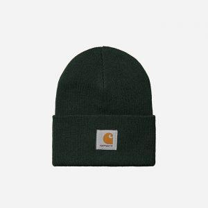 כובע קארהארט לגברים Carhartt WIP Acrylic Watch - ירוק