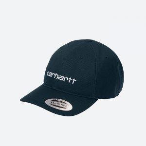 כובע קארהארט לגברים Carhartt WIP Carter - כחול