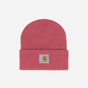 כובע קארהארט לגברים Carhartt WIP Short Watch - ורוד