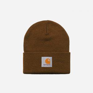 כובע קארהארט לגברים Carhartt WIP Short Watch - ברונזה