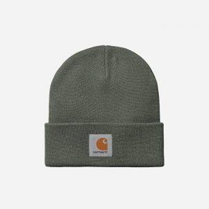 כובע קארהארט לגברים Carhartt WIP Short Watch - ירוק