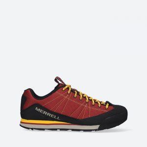 נעלי טיולים מירל לגברים Merrell Catalyst Storm - אדום