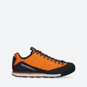 נעלי טיולים מירל לגברים Merrell Catalyst Storm - כתום