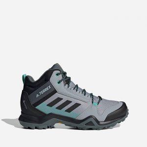 נעלי טיולים אדידס לנשים Adidas Terrex Ax3 Mid Gore-Tex W - שחור/אפור