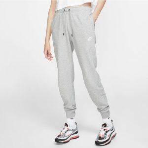 מכנסיים ארוכים נייק לנשים Nike Essntl Pant Reg Flc - אפור