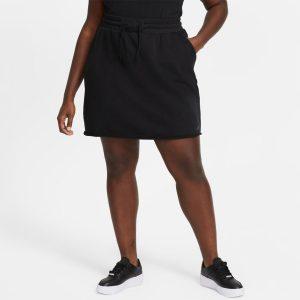 חצאית מיני נייק לנשים Nike Icon Clash - שחור