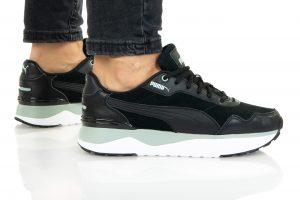 נעלי סניקרס פומה לנשים PUMA R78 VOYAGE PREMIUM - שחור