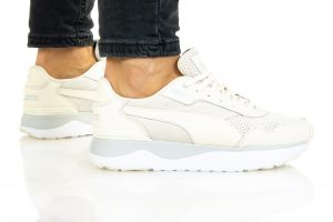 נעלי סניקרס פומה לנשים PUMA R78 VOYAGE PREMIUM - לבן