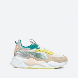 נעלי סניקרס פומה לנשים PUMA RS-X OQ Wns Eggnog - צבעוני