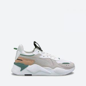 נעלי סניקרס פומה לנשים PUMA RS-X REINVENT - לבן