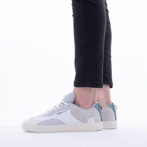נעלי סניקרס פומה לנשים PUMA x Helly Oslo City - לבן