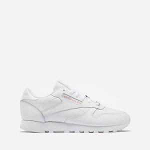 נעלי סניקרס ריבוק לנשים Reebok CL Lthr - לבן