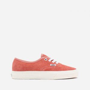 נעלי סניקרס ואנס לנשים Vans Authentic Pig Suede - ורוד