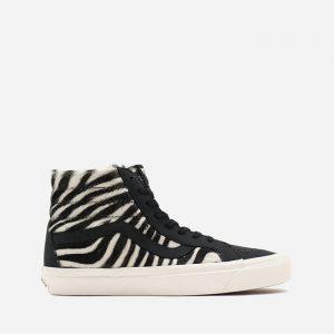 נעלי סניקרס ואנס לנשים Vans UA SK8-HI 38 DX - שחור