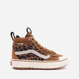 נעלי סניקרס ואנס לנשים Vans UA SK8-Hi MTE-2 - חום